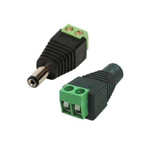 Conector P4 Macho Borne para Câmeras.