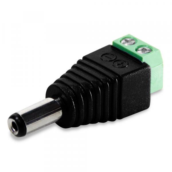 Conector P4 Macho com Borne - Almeida