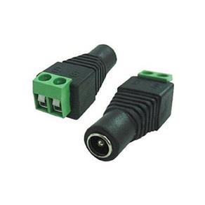 Conector Plug P4 2.1 Mm Fêmea com Borne J4