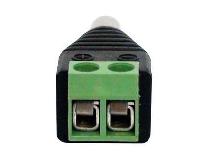 Conector Plug P4 Macho com Borne (UN) C3203 - S/m