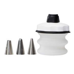 Conjunto Bicos para Confeitar em Aço Inox - Oxo