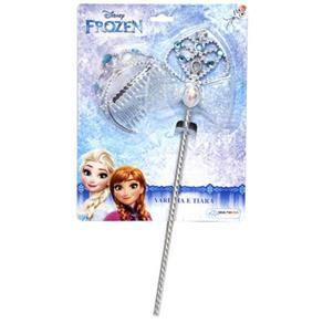 Conjunto de Acessórios Frozen 2 Peças Br618 Multikids
