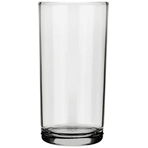 Conjunto de Copos 350ml Cylinder Long Drink 24 Peças - Nadir