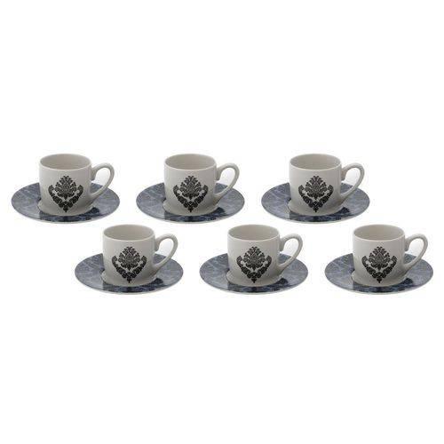 Conjunto de Xícara para Café Lyor