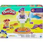 Conjunto Play Doh Barbearia Divertida E2930 - Hasbro