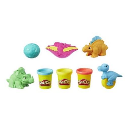 Conjunto Play-Doh Dino-Ferramentas Hasbro