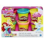 Conjunto Play-doh Disney Princesas B4773 - Hasbro