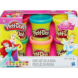 Conjunto Play-Doh Disney Princesas - Hasbro