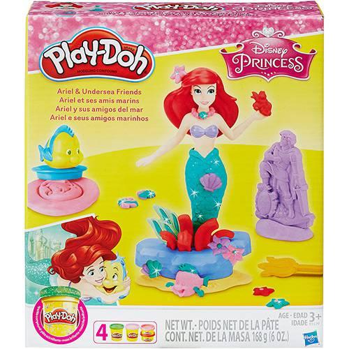 Conjunto Play-Doh Disney Princess Ariel - Hasbro