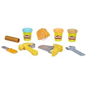 Conjunto Play-Doh Ferramentas Divertidas