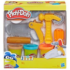 Conjunto Play-Doh Hasbro Ferramentas Divertidas