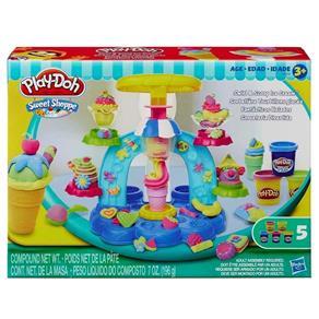 Conjunto Play-Doh - Sorveteria Divertida - Hasbro - B0306