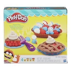 Conjunto Play-Doh - Tortas Divertidas - Hasbro - B3398