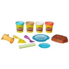 Conjunto Play-Doh Tortas Divertidas - Hasbro