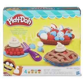 Conjunto PlayDoh Tortas Divertidas Hasbro - B3398