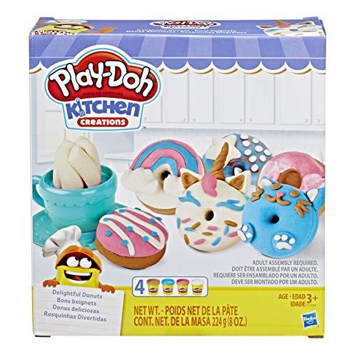 Conjunto Rosquinhas Divertidas Play-Doh E3344