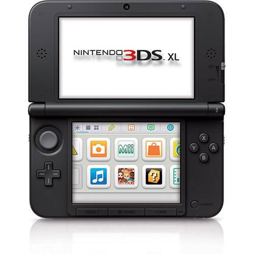 Tudo sobre 'Console Nintendo 3DS XL Vermelho / Preto'