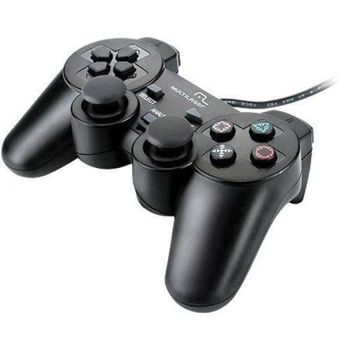 Tudo sobre 'Controle Dual Shock Playstation 2 Js043'