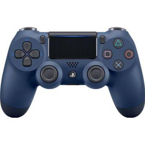 Tudo sobre 'Controle Dualshock 4 Midnight Blue'