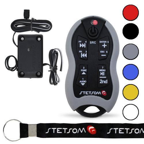 Controle Longa Distância Stetsom Sx2 500 Metros 16 Funções