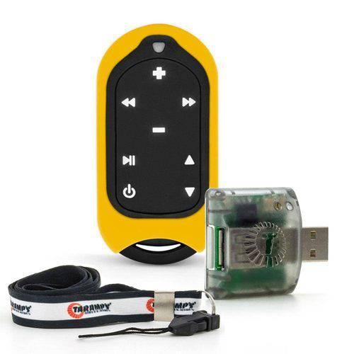 Controle Longa Distância Taramps Connect Control Preto com Central USB