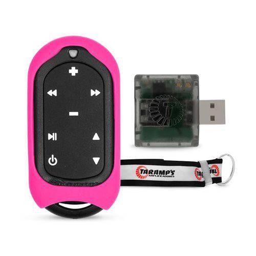 Controle Longa Distância Taramps Universal Connect Control 300m Pink