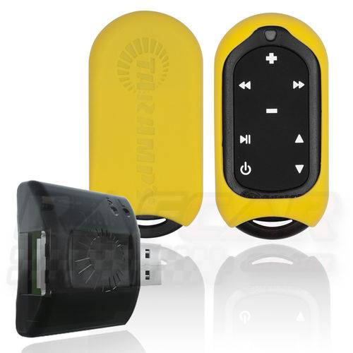 Controle Longa Distância USB Taramps Connect Control - Amarelo