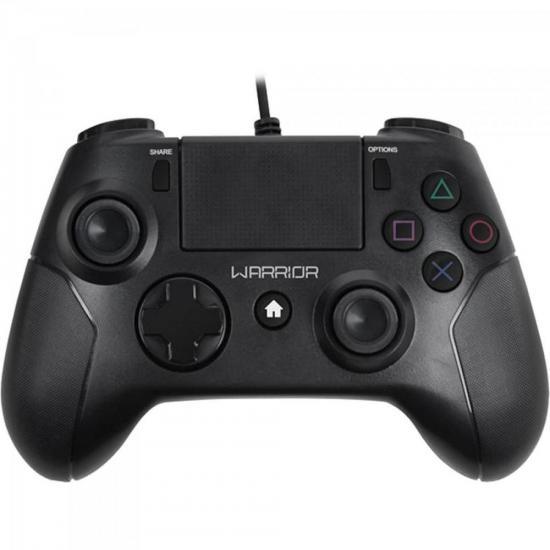 Controle Multilaser Warrior Gamer Js083