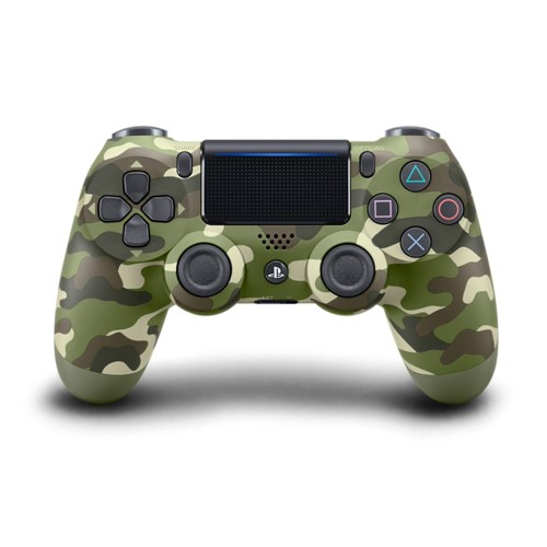Tudo sobre 'Controle Playstation Dualshock 4 Camuflado - Ps4'