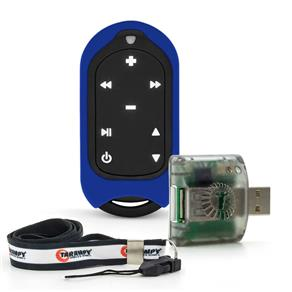 Controle de Longa Distância Taramps Connect Control 300 Metros 16 Funções - Azul