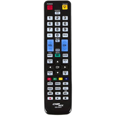 Controle Remoto Samsung Smart Tv Led Aa59-00451A