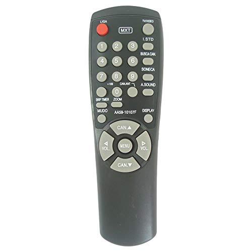 Controle Remoto Tv Samsung AA59-10107F