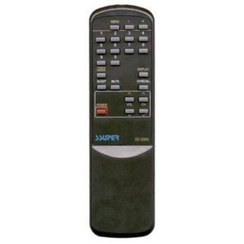 Controle Remoto Tv Sanyo 3792 / 3796 / 6790 / 6791