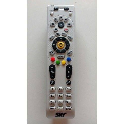 Tudo sobre 'Controle Sky HD'