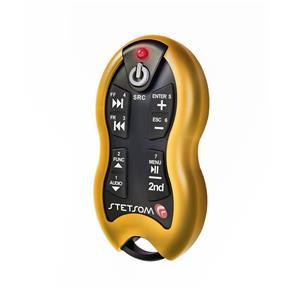 Controle Stetsom SX2 16 Funcoes 500M com Receptor Amarelo