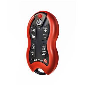 Controle Stetsom SX2 16 Funções 500m com Receptor Vermelho