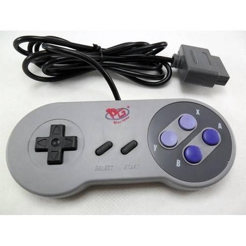 Tudo sobre 'Controle Super Nintendo, Super Nes, Snes Control Padrão'