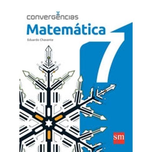 Tudo sobre 'Convergencias Matematica 7 Ano - Sm'