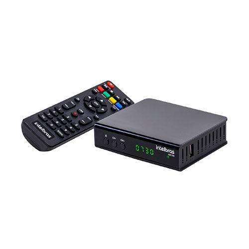 Tudo sobre 'Conversor Digital de Tv com Gravador Cd 730 - Intelbras'