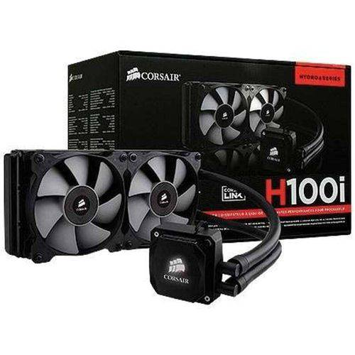 Cooler Corsair H100i Hydro High Performance Liquid - Cw-9060021-Ww
