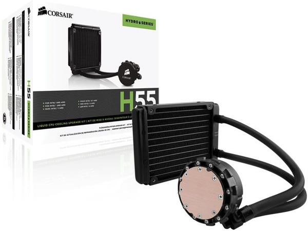 Cooler Corsair HYDRO H55 CW-9060010-WW