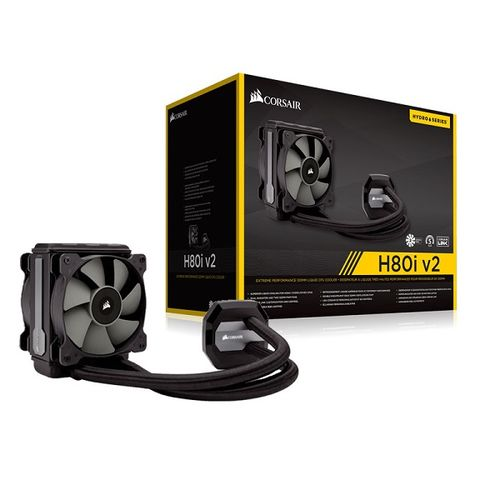 Cooler Hydro Corsair H80I V2 CW-9060024-WW