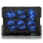 Cooler para Notebook com 6 Fans Led-Multilaser Ac282