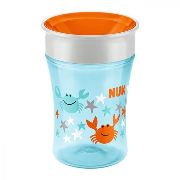 Copo Antivazamento 360 Magic Cup 230 Ml Boy - Nuk