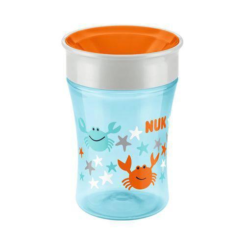 Copo Antivazamento 360 NUK Magic Cup 250ml - Boy