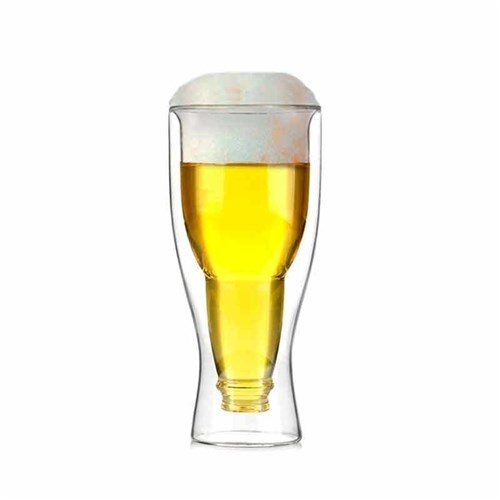 Copo Cristal Cerveja Long Neck 350Ml