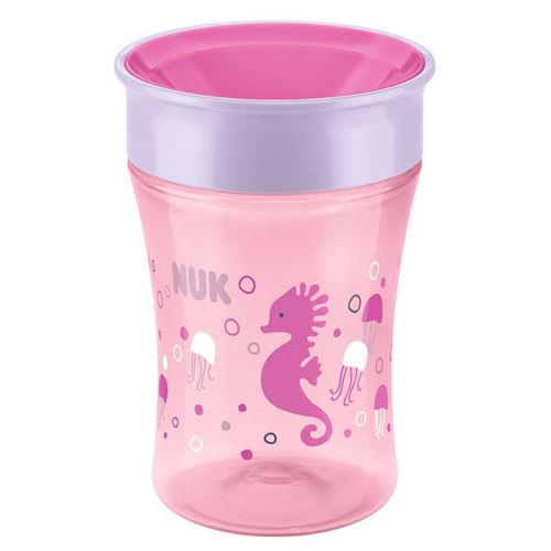 Copo de Transição Magic Cup NUK 360º Anti Vazamento 230ml