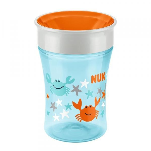 Copo de Treinamento Nuk Magic Cup 360 Azul 230ml PA750082-UB