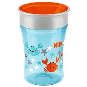 Copo de Treinamento Nuk Magic Cup Azul - 230 Ml