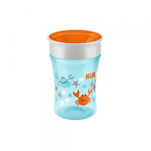 Copo Nuk 360ordm Magic Cup 230ML Boy
